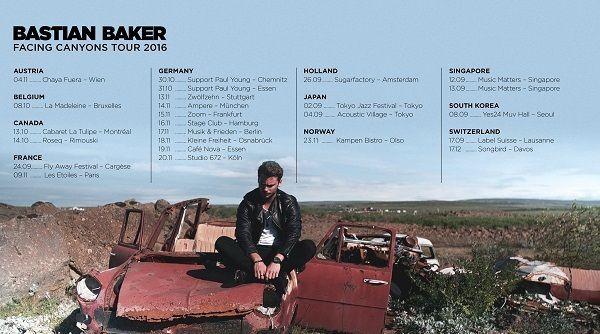 Rencontre à L'Idol Hôtel avec le chanteur Bastian Baker pour la sortie de son nouvel album !
