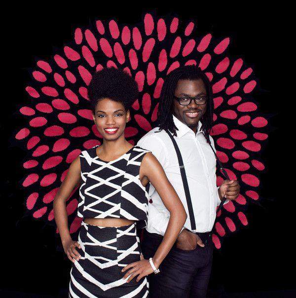 Nous vous invitons à découvrir l'Afro Jazz solaire de Gwen & Tiana !