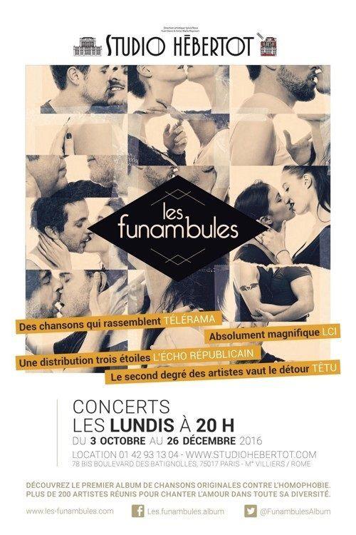 « Les Funambules » au Studio Hébertot, nous y étions !