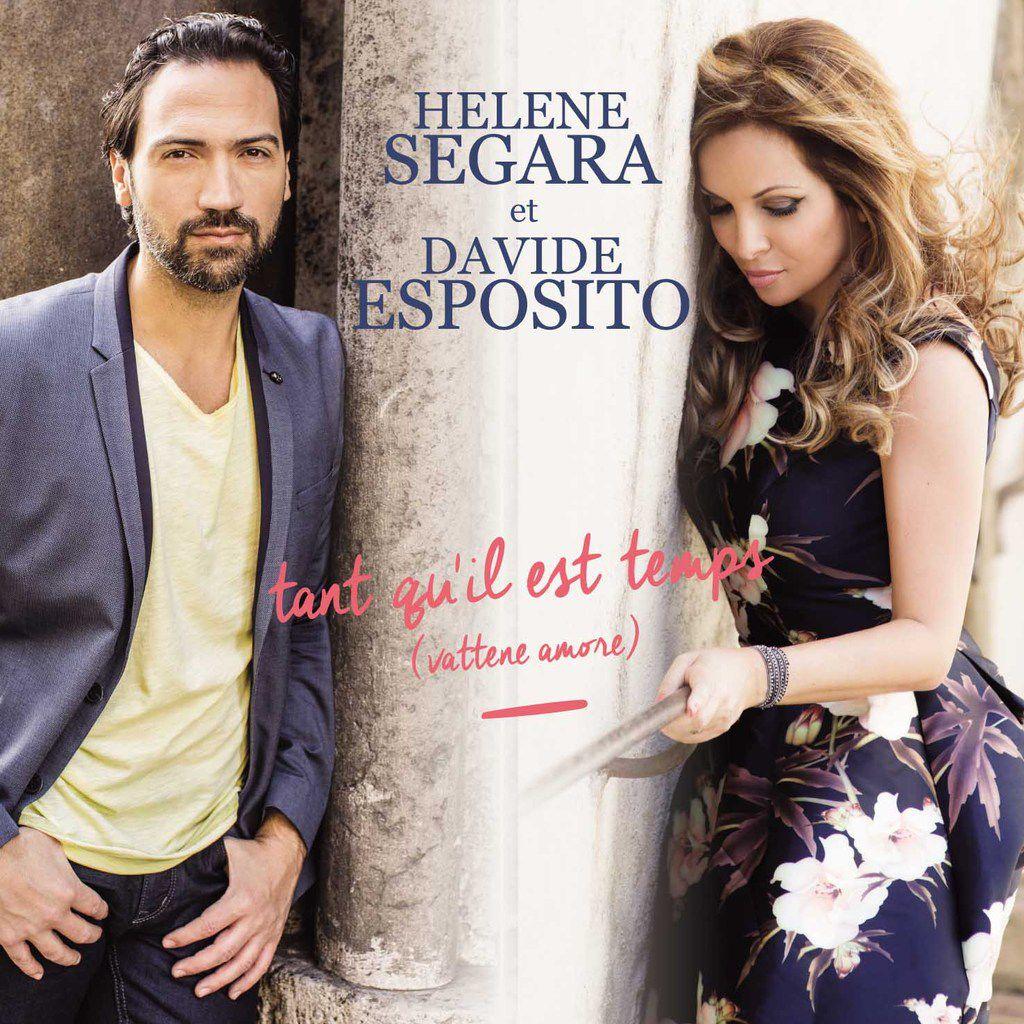 Un nouveau single pour Hélène Ségara en duo avec Davide Esposito !