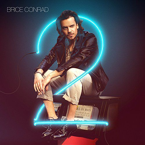Le chanteur Brice Conrad vient de sortir son second album !