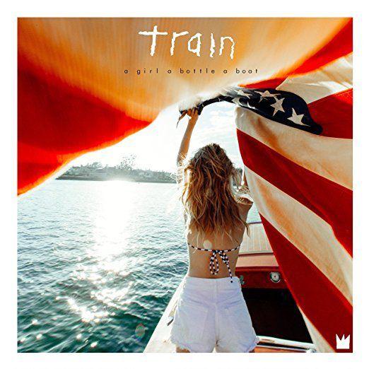 Train fait très fort encore avec son nouvel album !