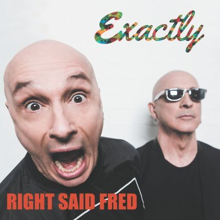 Le groupe Right Said Fred sort un nouvel album !