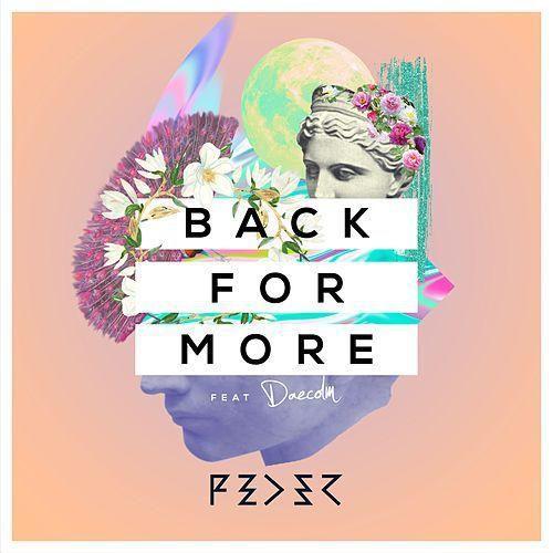 Feder continue sur sa lancée avec « Back For More » !