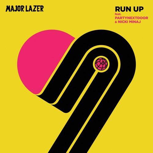 Major Lazer fait toujours aussi fort avec « Run Up » !