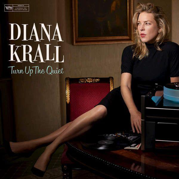 La chanteuse Diana Krall vient de sortir un nouvel album !