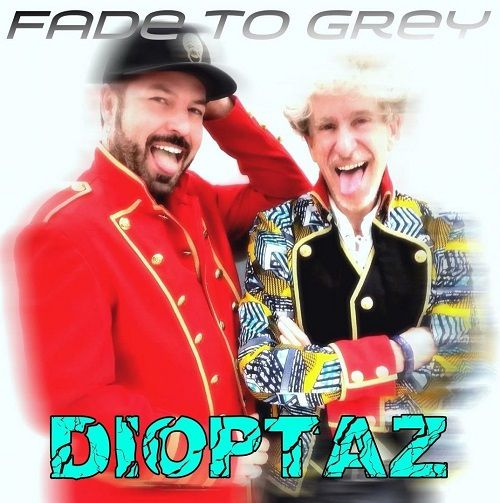 Dioptaz reprend « Fade To Grey » le tube de Visage !