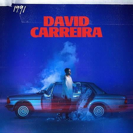 David Carreira dévoile son deuxième album Français !