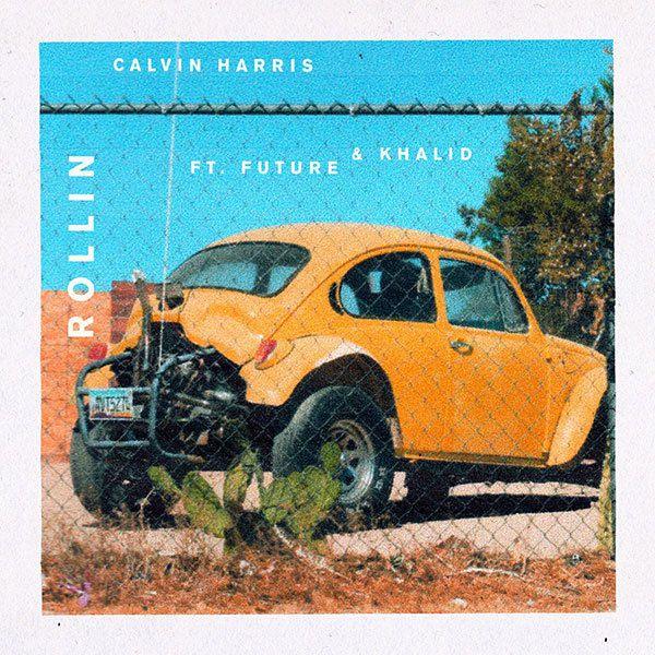 Calvin Harris dévoile son nouveau single !