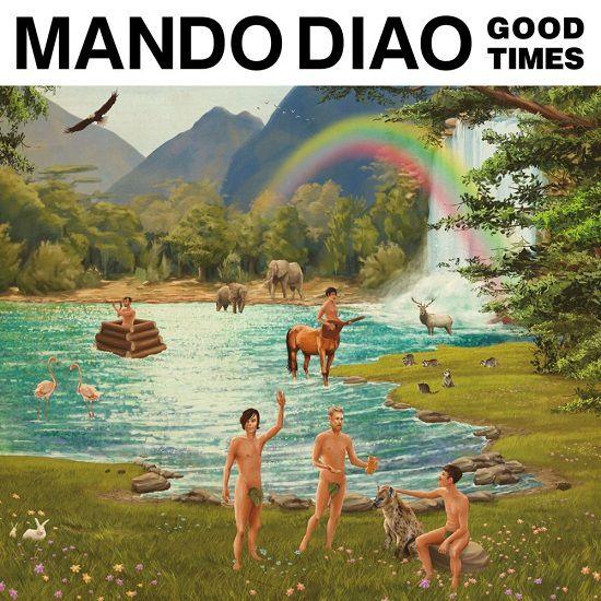 Rencontre avec le groupe Suédois Mando Diao à l'occasion de la sortie de leur nouvel album !