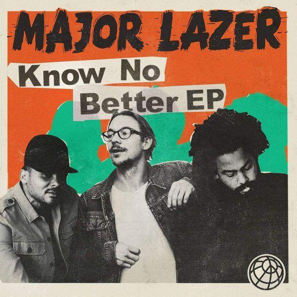 Major Lazer dévoile un EP muycaliente pour l'été !