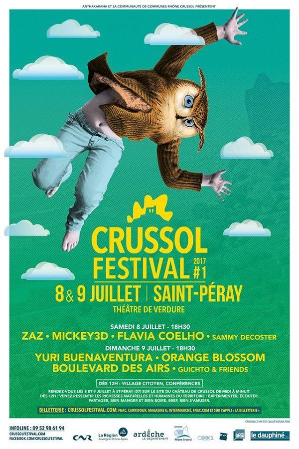 Source page FB du Crussol Festival