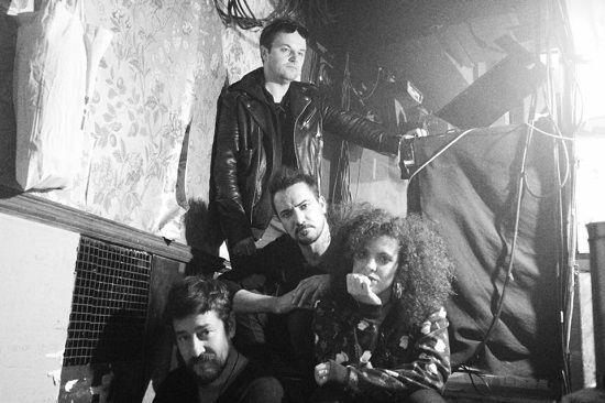 Rencontre Rock à Paris avec le groupe Vox Pompidou !