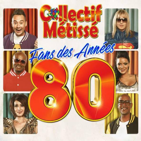 Collectif Métissé revisite les années 80 sur un nouvel album estival !