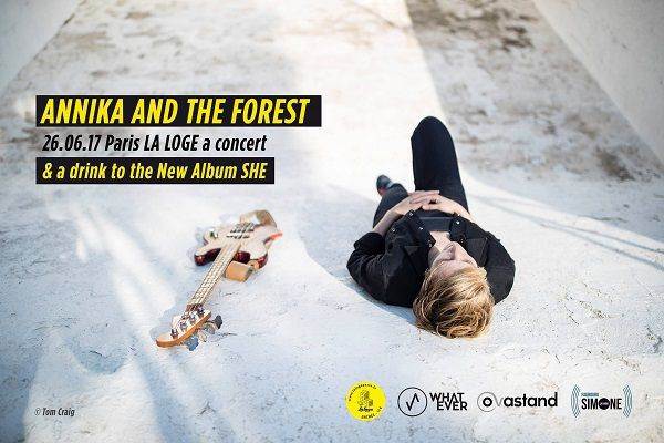 Annika And The Forest en concert à La Loge, nous y étions !