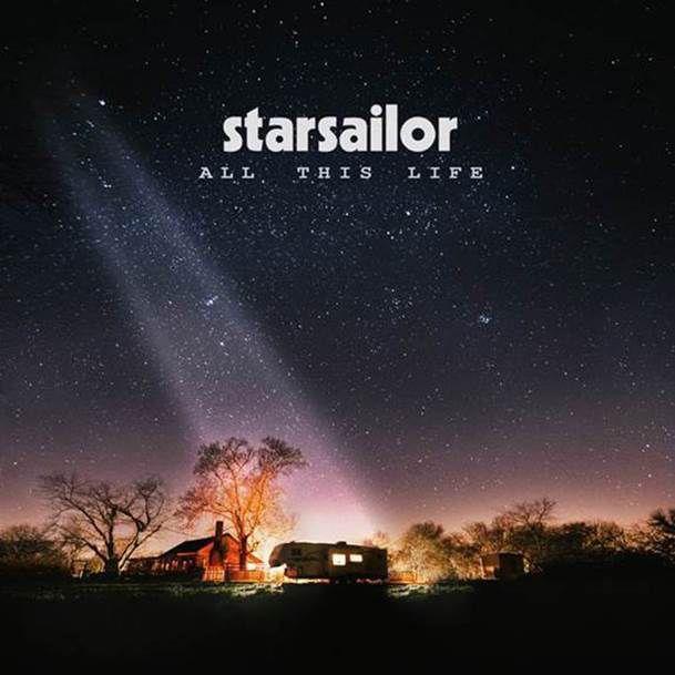 Le groupe Starsailor fait son grand retour !