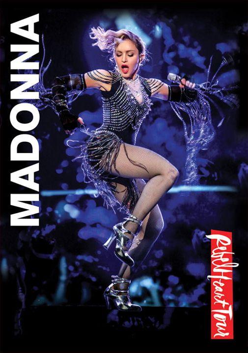 Madonna sortira très prochainement le live de son « Rebel Heart Tour » !