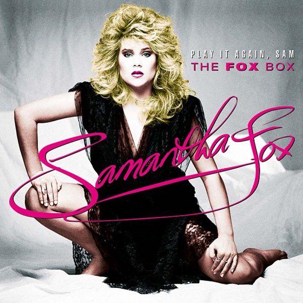 Une nouvelle compilation de Samantha Fox est disponible !