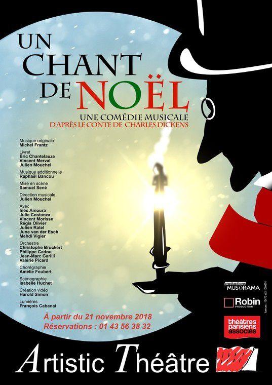 dc0533002b30 Un Chant De Noël » à l Artistic Théâtre
