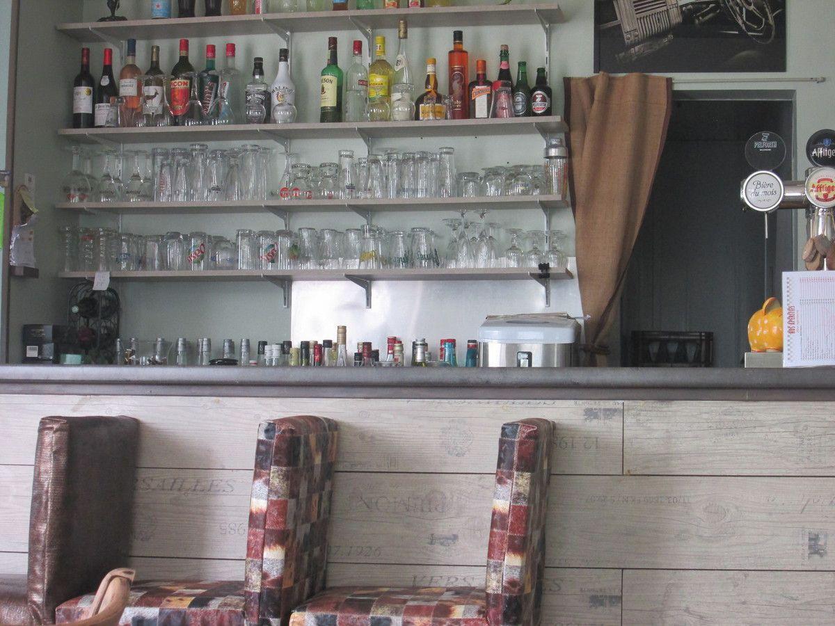 Notre première visite au Vintage Café d'Albert à 3