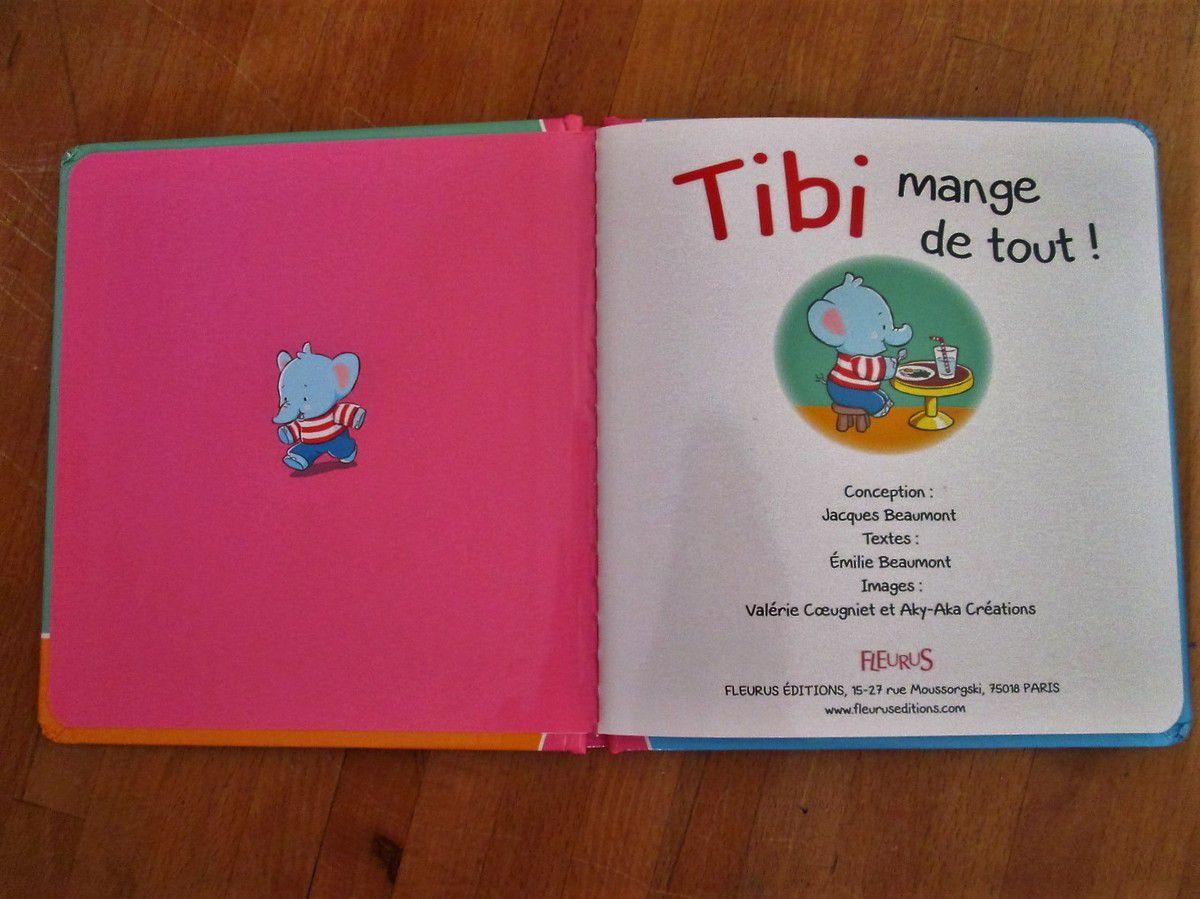 Voici quelques photos du livre !!