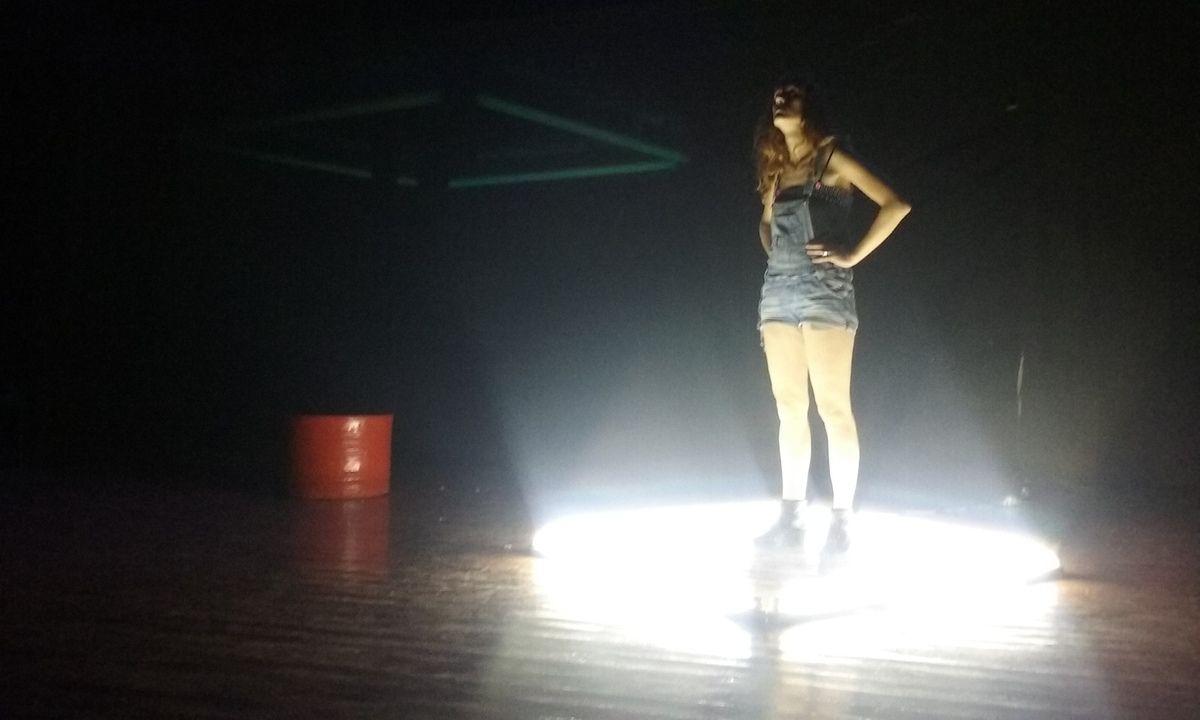 Marie Nachury, la technicienne, dans la lumière ... en ascension !