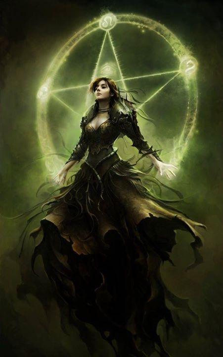 L'armure des sorcières