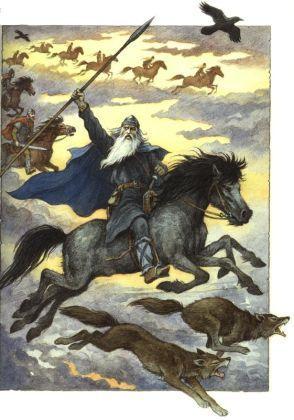 (mes) Prières à Odin