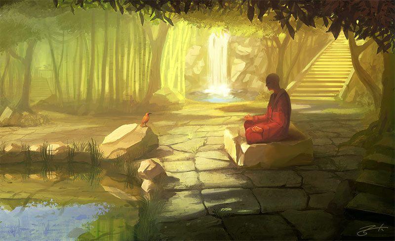 Approche simplifiée de la méditation