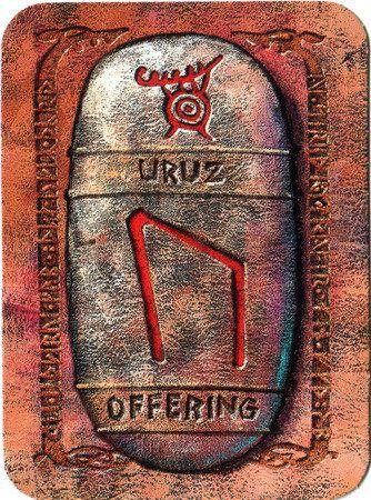 Synthèse divinatoire et talismanique des Runes