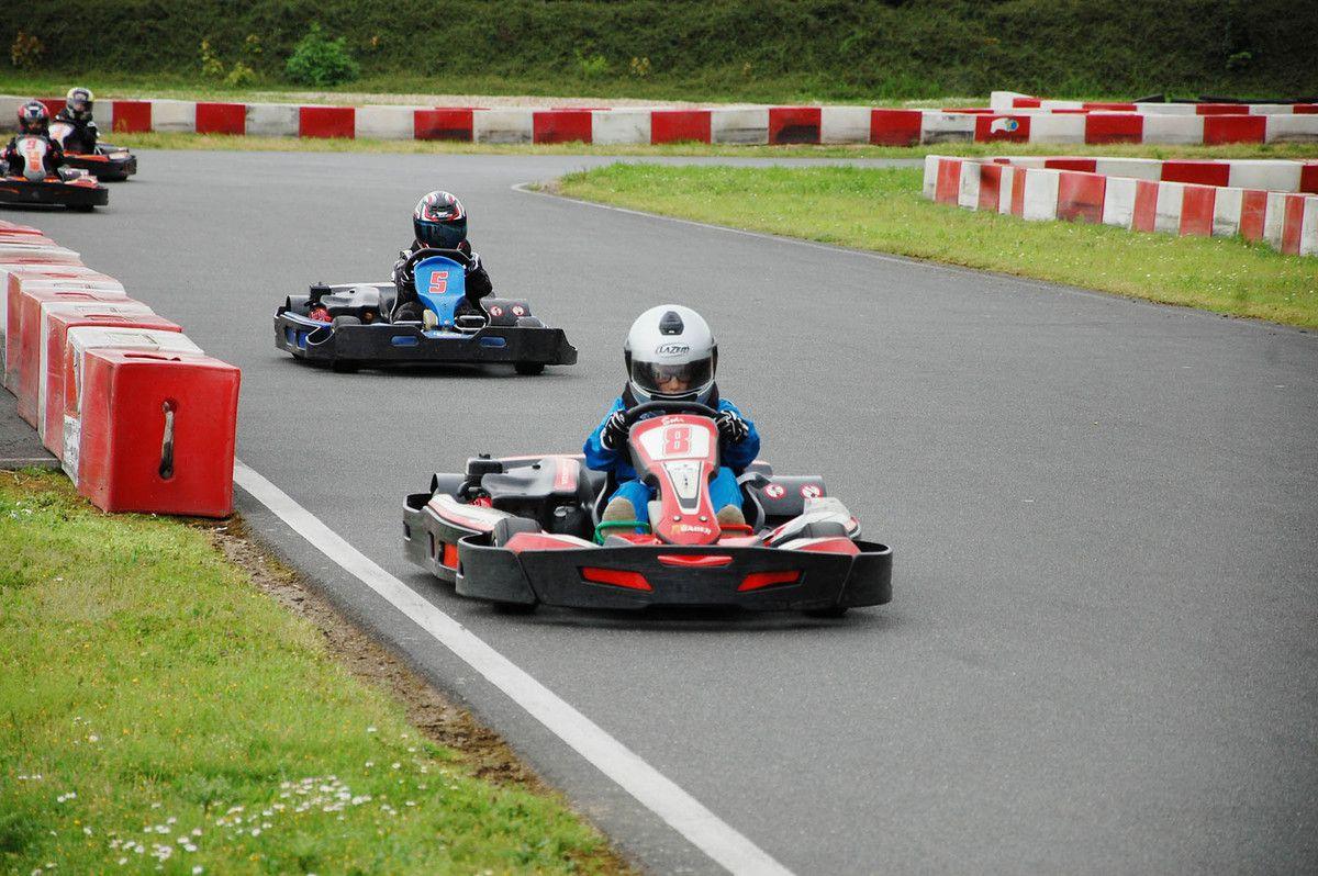 Fête de l'école de Karting 22 juin 2016