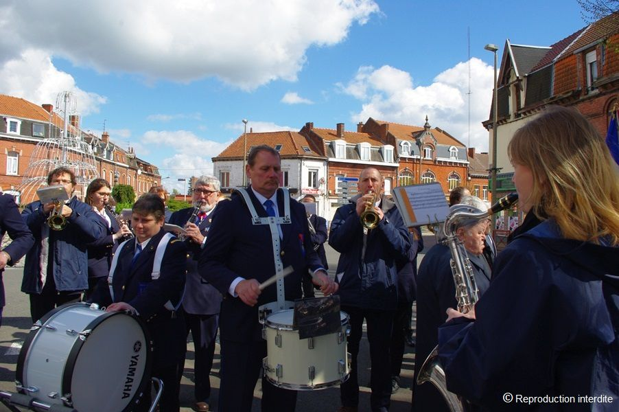 AG anciens combattants Sallaumines