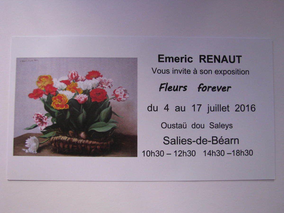 Emeric RENAUT   '' Fleurs forever ! ''