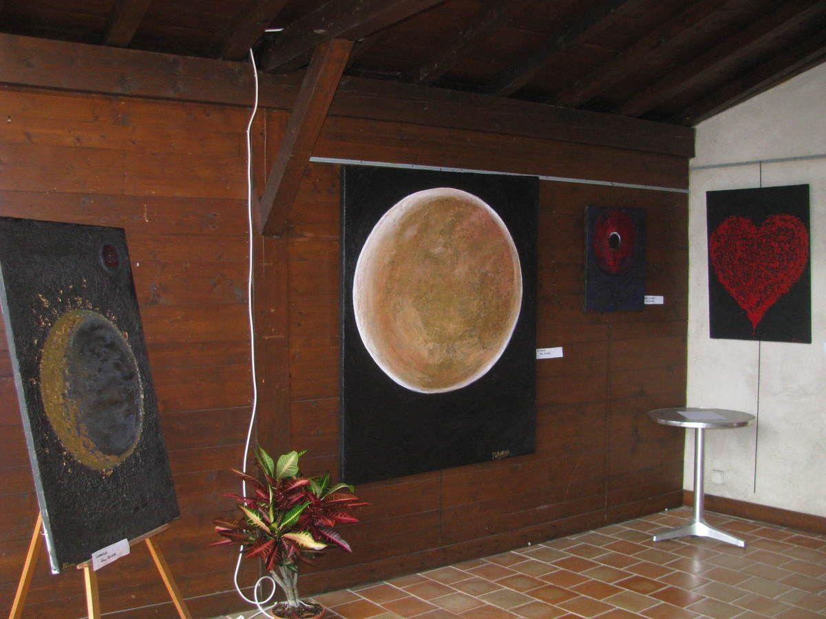 Une exposition à &quot&#x3B;cœurs ouverts&quot&#x3B; ...