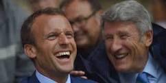Emmanuel Macron doit se rendre vendredi au parc à thème du Puy du Fou, fief du très droitier Philippe de Villiers.