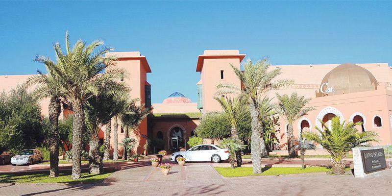 marrakech tourisme les affaires reprennent sur le march fran ais afmarrakech. Black Bedroom Furniture Sets. Home Design Ideas