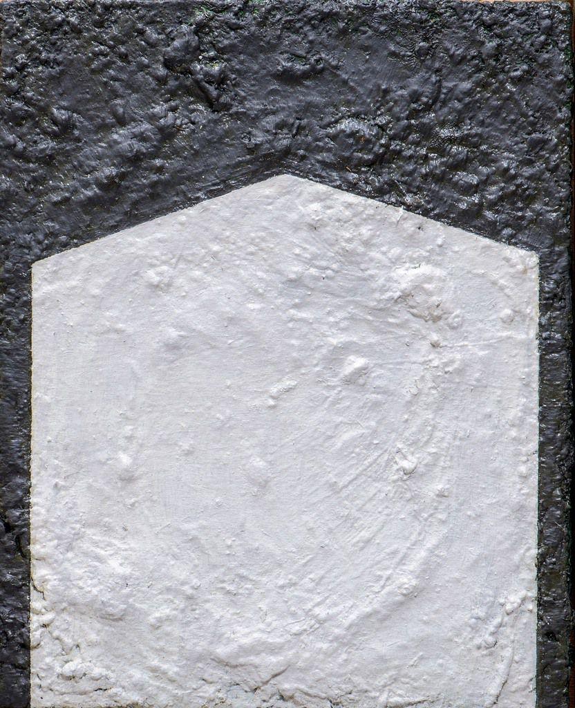 Passages, 2014-2015 huile, laque et pigment sur toile,  40 x 30 cm (14)