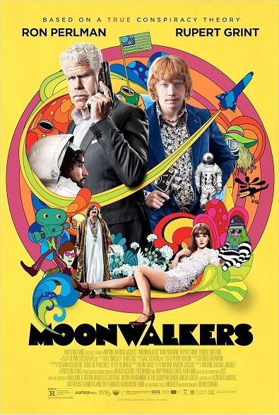 A Beautiful Rape Scene in Moonwalkers (1400 words)