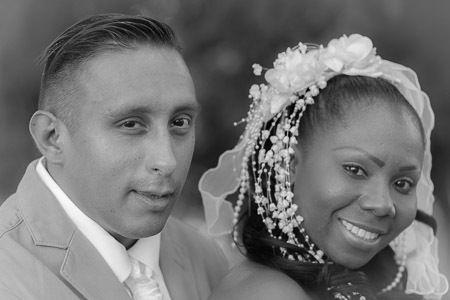 MARIAGE DE MR ET MME JACQUES