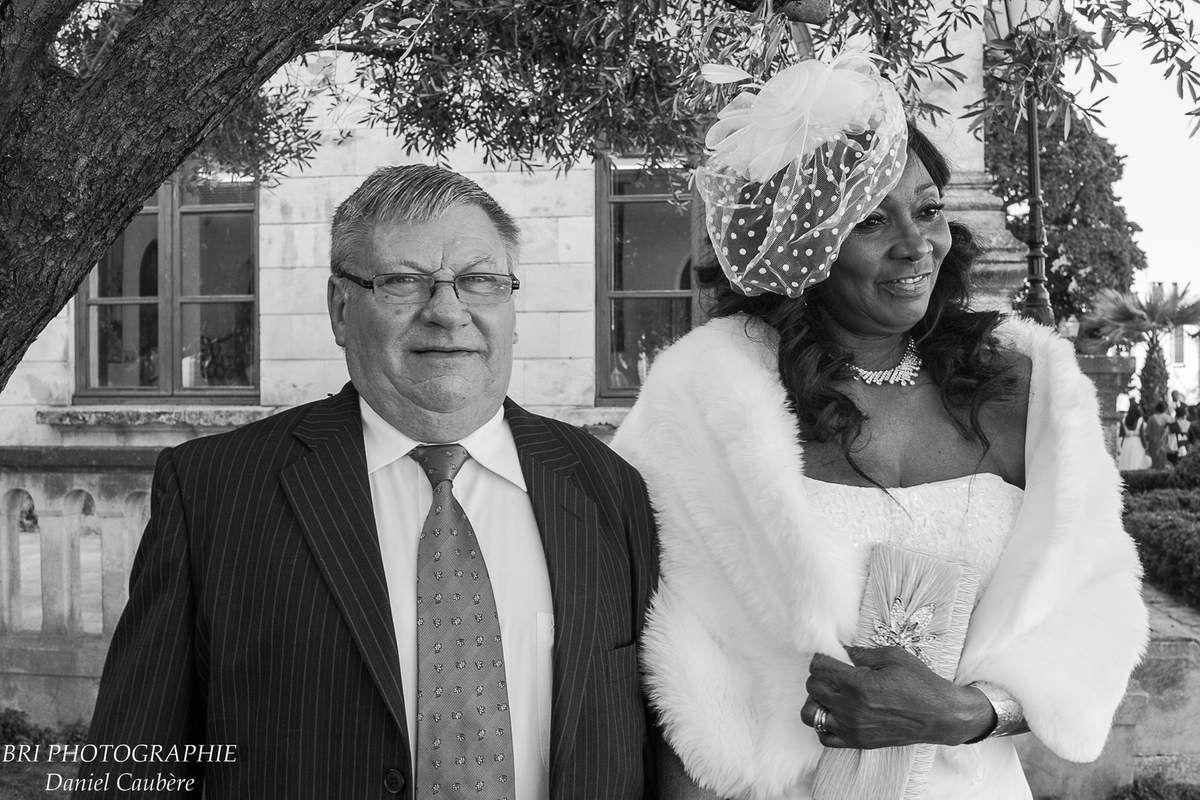 MARIAGE AÏCHA et ALBERT