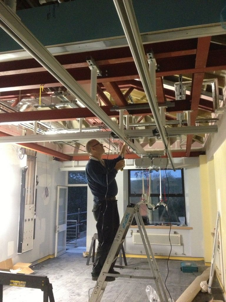 Hoists Repairs Systems Hospitals and Schools
