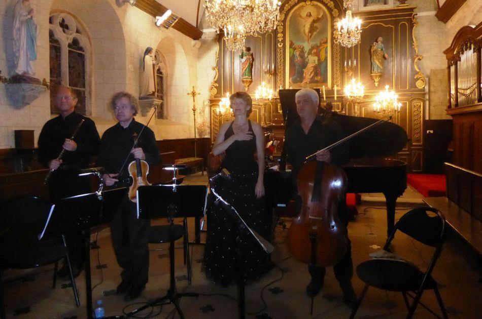 20ème concerto pour piano de Mozart et 7ème symphonie de Beethoven