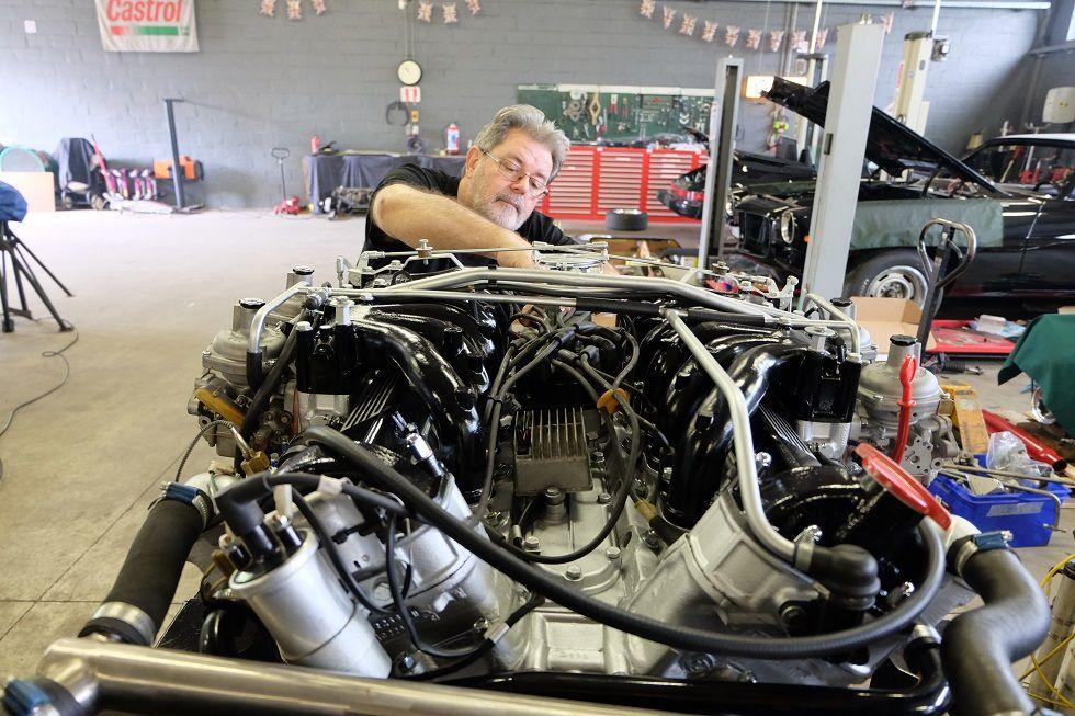 Bruno Verpoorten - MV Classic Cars