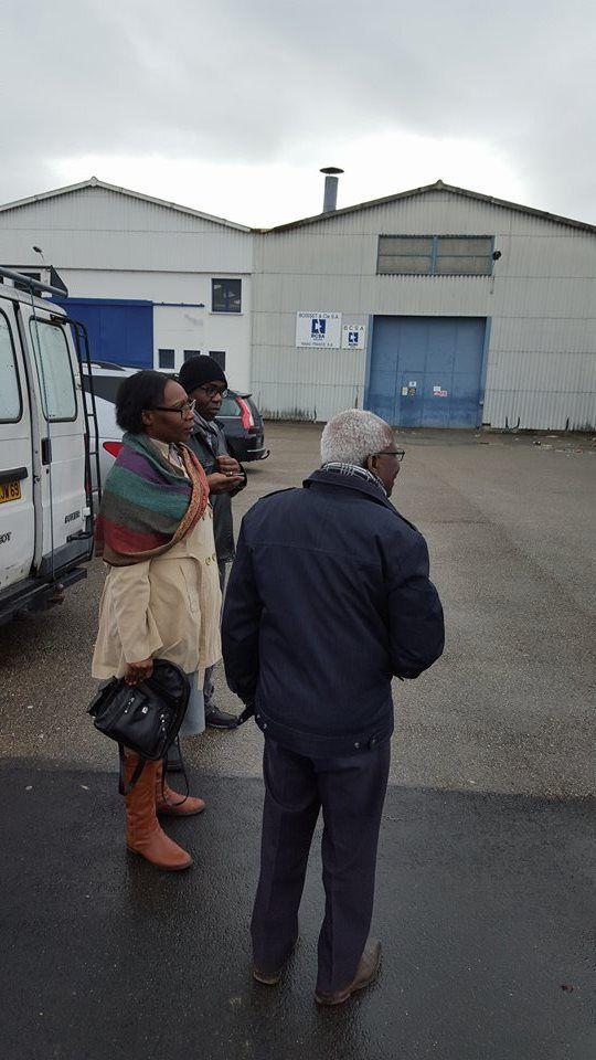 LES CENTRAFRICAINS D LYON EN ATTENDE DE VOTE