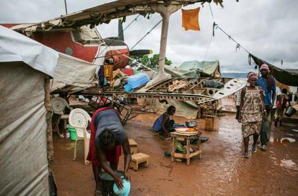 QUELLE POLITIQUE POUR LE RETOUR  DES COMPATRIOTES  DEPLACES ET L'ACCES AU LOGEMENT  DES CENTRAFRICAINS ?