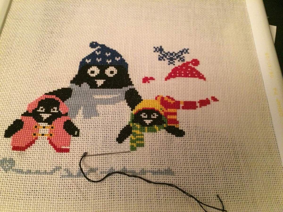 La Famille Pingouin #1 - Isabelle Vautier