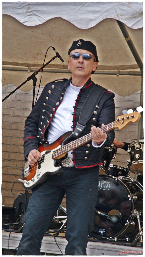 TOKYO TAPES tribute to Scorpions  (fete de la moto de carvin 2017)
