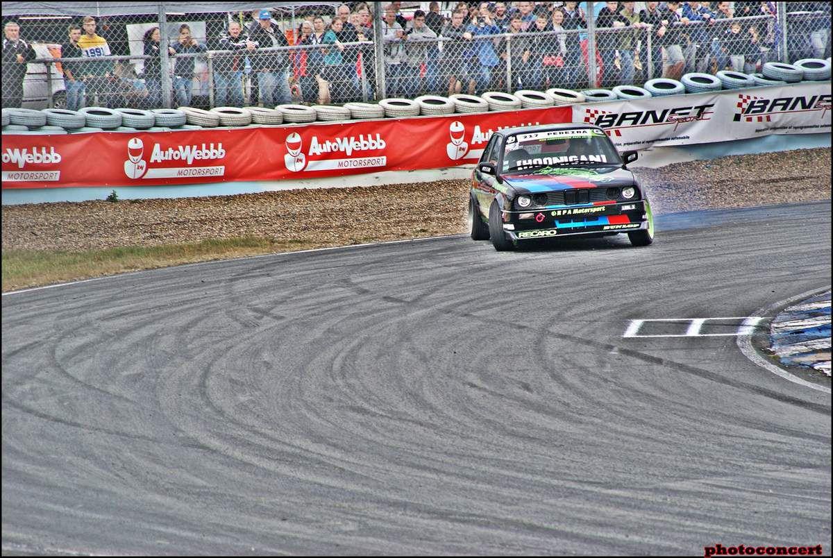 Championnat de France de Drift - Croix en Ternois
