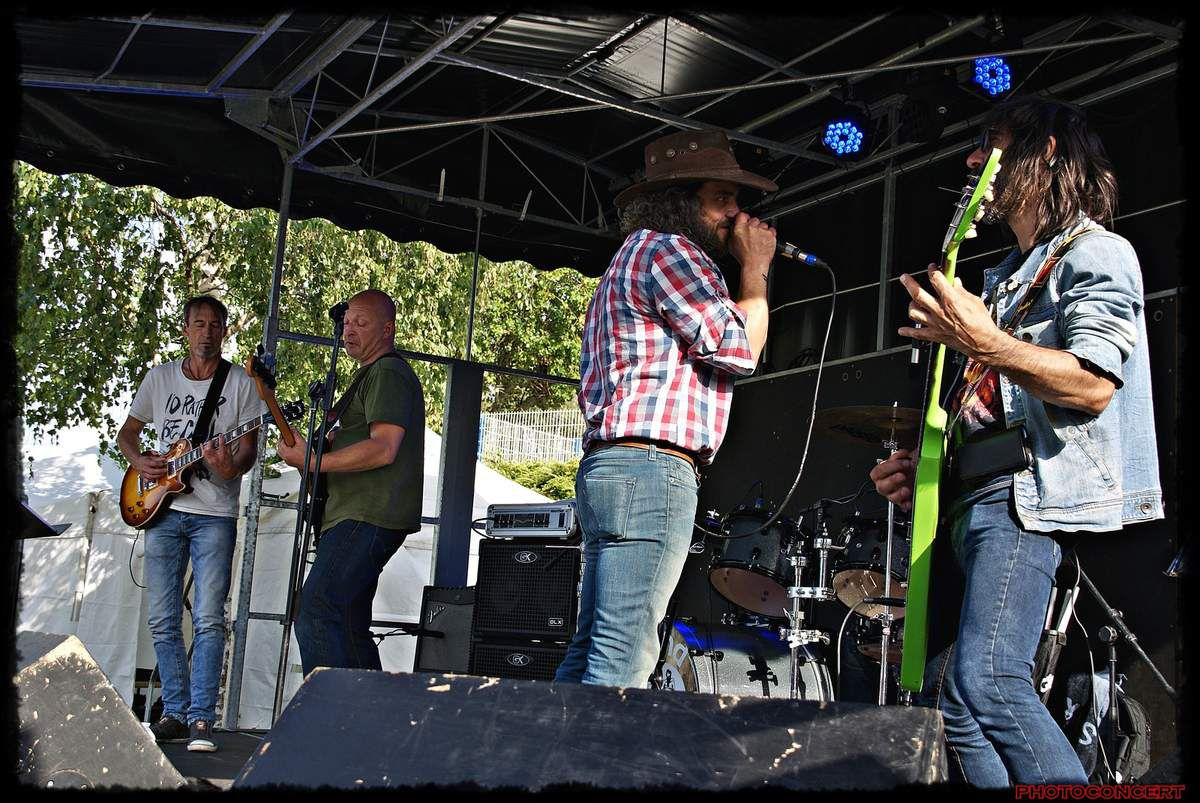 T.Band : A tribute to Creedence Clearwater Revival &amp&#x3B; John Fogerty. en concert a noeux les mines