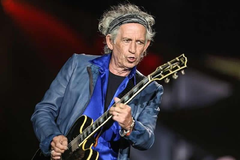 Keith Richards: Stones hope re-release of 'Sticky Fingers' brings aging rockers new young fans
